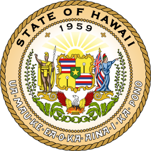 Hawaiian State Seal