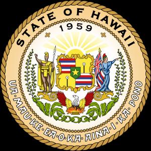 Hawaiian State Seal
