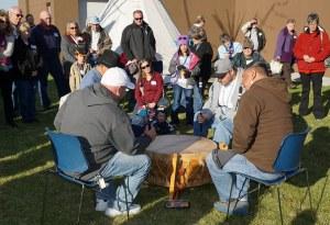 """The Dakota Experience"" event held at Grace Lutheran Church Oct. 17."