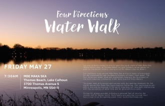 Four Directions Water Walk
