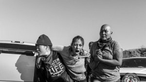 From The Oceti Sakowin Youth; Photo by Indigenous Rising Media