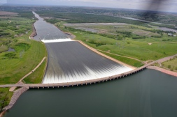 Garrison Dam (Flickr account, North Dakota National Guard)
