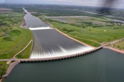 Garrison Dam (Flickr account, North Dakota National Guard)
