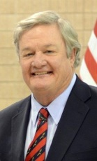 Recently retired North Dakota Gov. Jack Dalrymple
