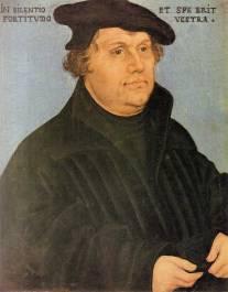 Martin Luther (Wikimedia)