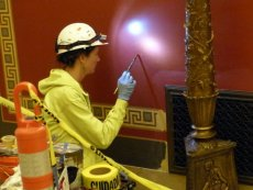 Minnesota State Capitol reopens after renovation, but final touches still being applied.