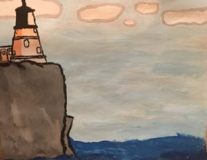 ReImagine Minnesota art by Peter Xiong, a student at Wsashburn Technology Magnet School.